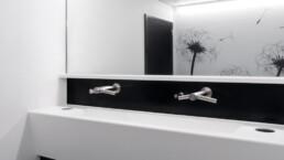 Chirec Delta Brussels - handen drogen - Touchfree Toilet